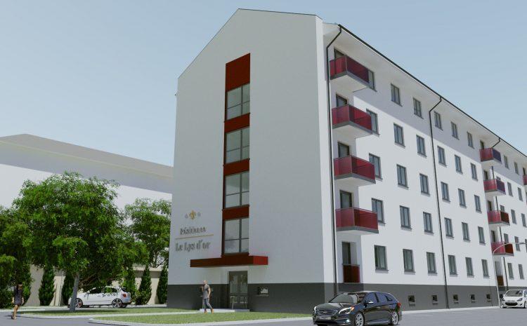 Rezidencia Le LYS D'OR v Košiciach