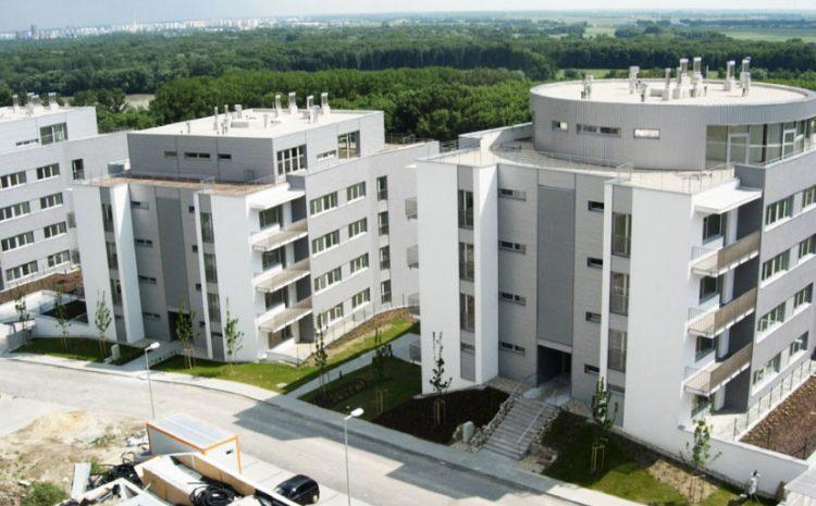 Výstavba luxusných bytových domov Geosan